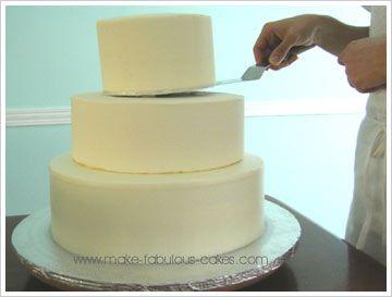 tiered cake constructionBuilding A Cake, Stacked Cake Tutorials, Cake Decor, Cake Baking, Cake Construction, Tiered Cakes How To, One Direction Cakes Ideas, Cake Direction, 3 Tiered Cake Tutorials