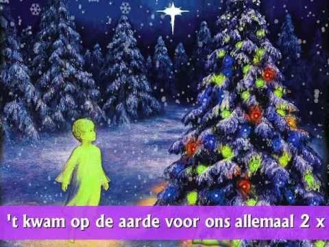 """♪ Kerstliedje: """"Er is een kindeke"""" met tekst!"""