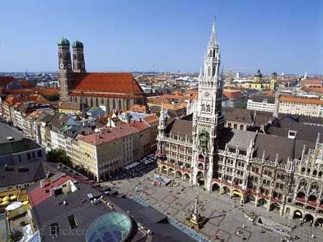 Munich, Germany: Cities Hall, Favorite Places, Germany Munich, Germanymi Heritage, Muenchen Germanymunich, Munich Germany, Visit Overseas, München Munich, Europe Places