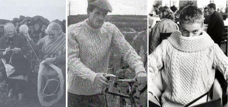 IEK Aran Sweaters