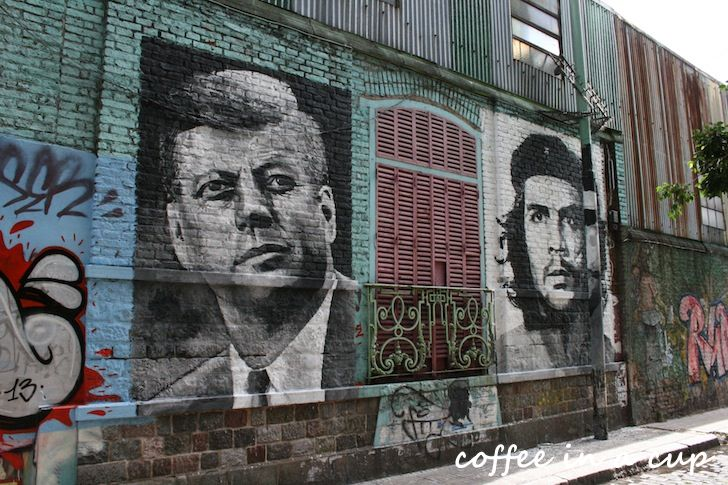 graffiti in palermo soho, buenos aires