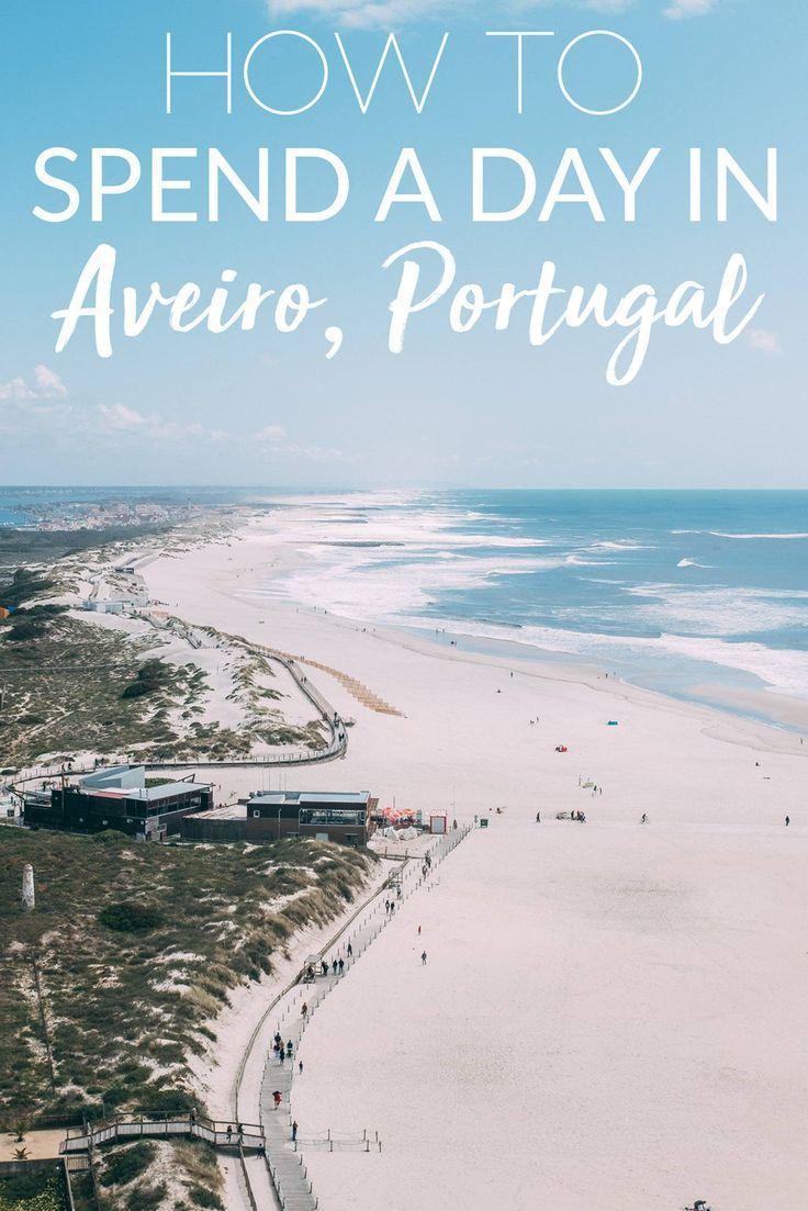 Come trascorrere una giornata ad Aveiro, in Portogallo