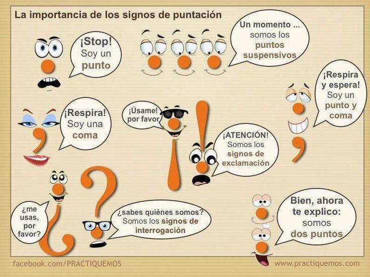 1. Cuándo se usa los puntos de interrogación? 2. Siempre usas éstas correctamente?  3. Escribe todas las palabras y su definición.