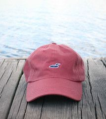 Great Lakes Clothing Co. Washed Red Hat