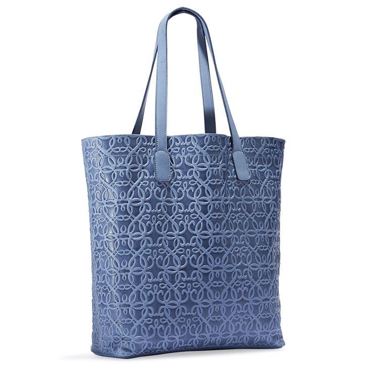 Tote Bag - BLUE SKY MONARCHS by VIDA VIDA grxybT