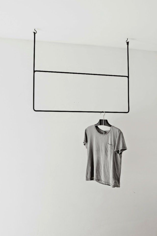Mix | Minimalist Clothing Racks