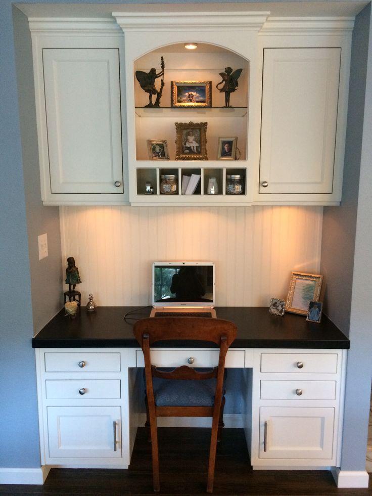 Trending Kitchen Desk Ideas 2019 Kitchen Desks Built In Desk Kitchen Desk Areas
