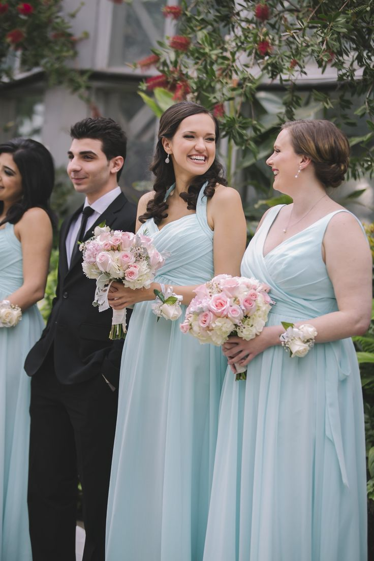 329 best kennedy blue real wedding inspiration ideas images slate blue is perfect for a wedding in any season and looks great on a variety of skin tones featured is kennedy blue bridesmaid dress styles ombrellifo Images
