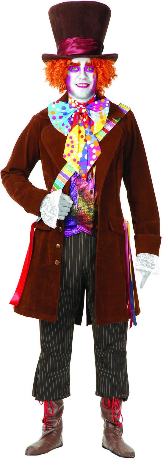 Electric Mad Hatter Costume - Alice in Wonderland Costumes at Escapade™ UK - Escapade Fancy Dress on Twitter: @Escapade_UK
