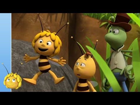 Maya L'abeille - Relaxe, Max ! - YouTube