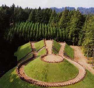 くれふしの里 古墳公園