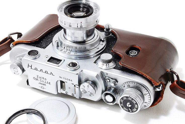 Rare! Honor S1 Rangefinder Camera w/ Hexar 50mm f3.5 Lens Excellent] from Japan, in [Cameras & Photo, Vintage Movie & Photography, Vintage Cameras   eBay