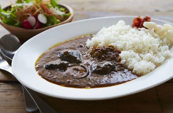 「椎茸王国大分」の椎茸の旨みがカレーにしみ渡った深い味わい。【ふるさと納税】豊後きのこカレー(10食分)