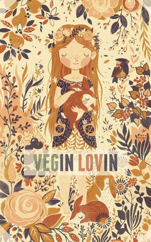 #veganart #art #hippiechic