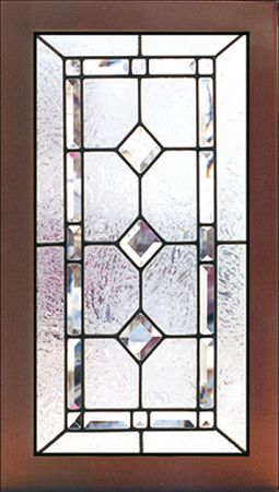 Art Glass Kitchen Cabinet Door  Have Only 1 Or 2 Diamonds In The Center  Since Part 52