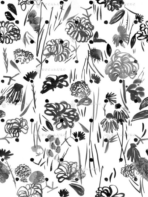 MEADOW pattern by Bocamuro