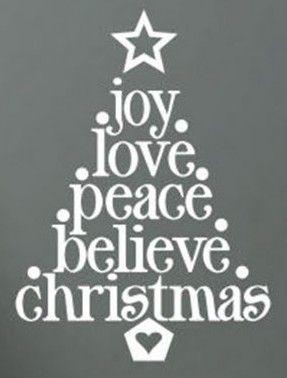 mooie kerst tekst