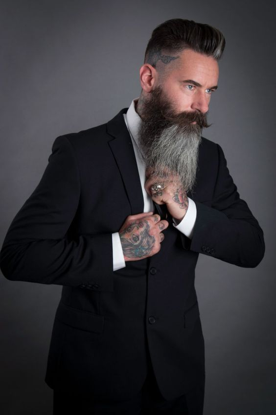 Daily Dose Of Awesome Full Beard Style Ideas From Beardoholic.com