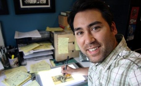 Jeff-Chiba-Stearns: Canadian Film animation and documentary  maker.