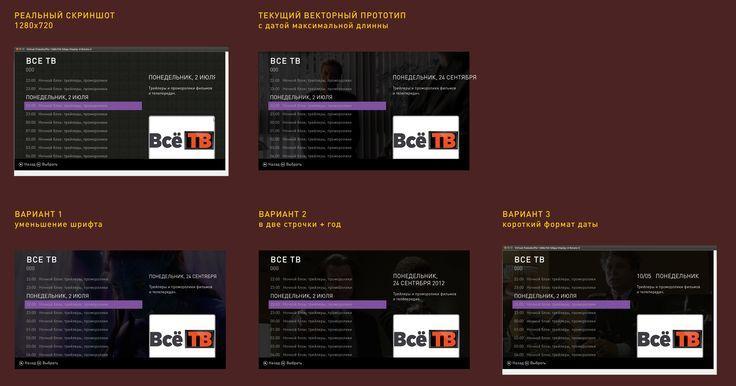 rostelecom stb - date format (4465×2343)  Формат даты Унификация форматов даты в медиа-интерфейсах Ростелекома