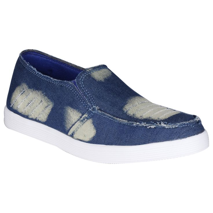 Now available on our store :Kraasa 831 Blue Denim Canvas Shoes Check it out here…