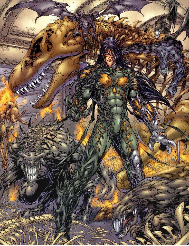 Image of Michael Turner - Comic Vine - Darkness