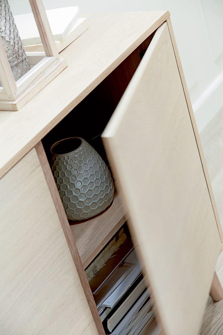 KALBY skjenk, detaljer skap | Classic Living | Skandinaviske hjem, nordisk design, Skandinavisk design, nordiske hjem | JYSK
