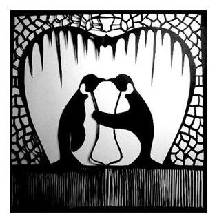 Scherenschnitte :: Papercuts :: Fauna