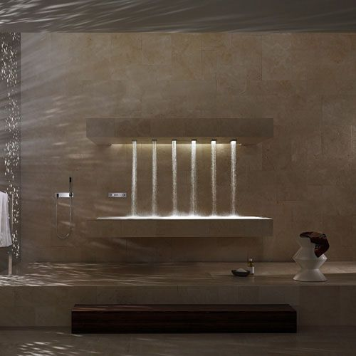 157 best images about wonderful things on pinterest - Dornbracht horizontal shower ...