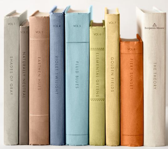 Benjamin Moore French Country Paint colors - love them