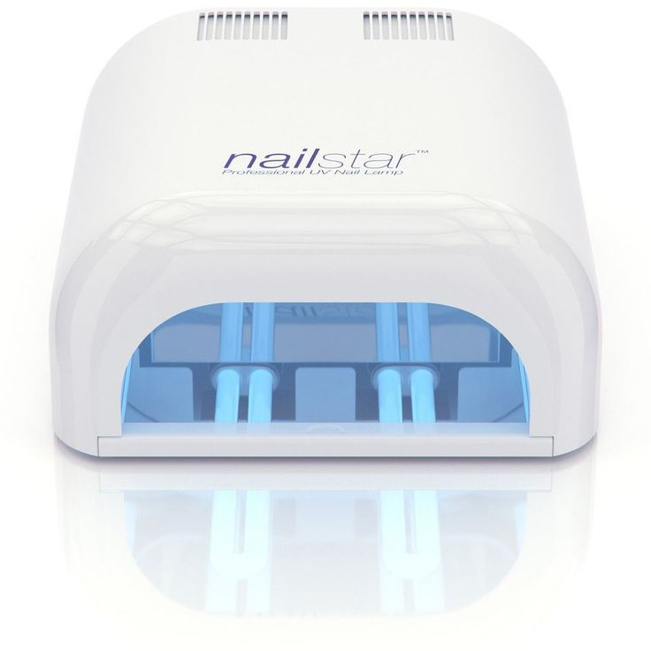 Fancy Professional UV Nail Dryer Nail Lamp CND Shellac Gel Nails Lamps Bluesky Home NailStar