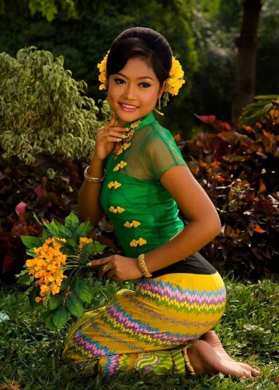 Myanmar Girl - Photograph At Betterphotocom  Photos That -8417