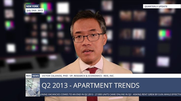 Q2 2013 Apartment Trends