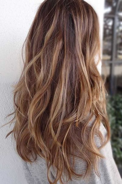 long wavy hair - Long layers will bring out the natural wave in straighter hair types.  Read more: http://www.dailymakeover.com/trends/hair/fall-haircuts-2014/#ixzz3E0hQTahc