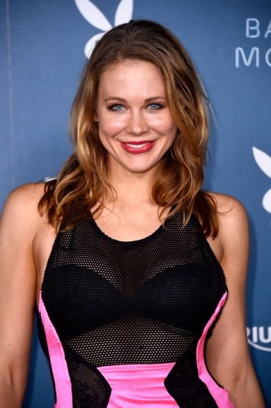 Maitland Ward attends Playboy and A&E 'Bates Motel' Comic-Con Party during Comic-Con International 2014 on July 25, 2014 in San Diego, California.