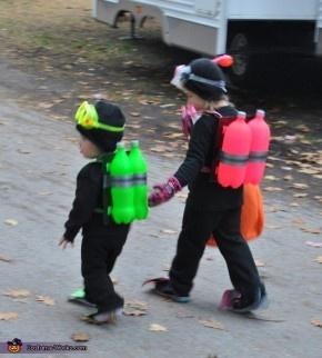verkleedset scubaduikers via pinterest
