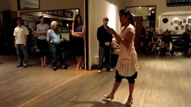 Tango Lesson: Favorite Ideas from the Cross