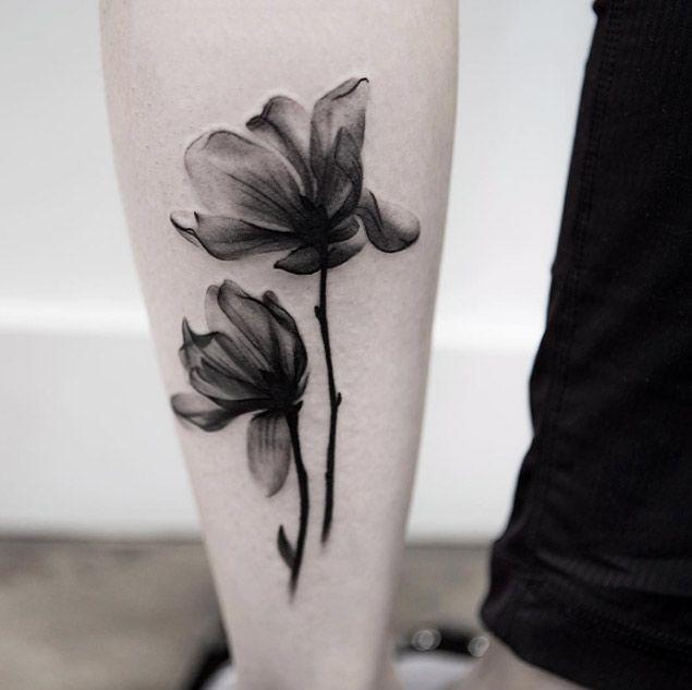 Oltre 25 fantastiche idee su tatuaggi a fiore 3d su for X ray tattoo