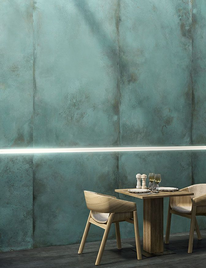 www.caesar.it Blurs, lines, shimmering lights and veining: #Trace #Mint…