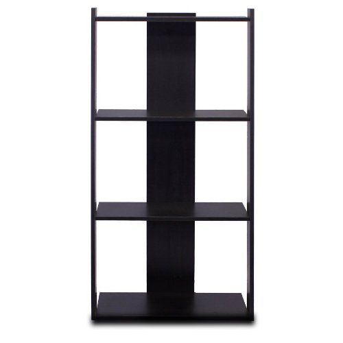 Furinno Hidup Tropika ladder shelf is designed for space saving and modern stylish look. The main material- medium density composite wood is made from recycled materials of rubber trees. The medium density composite wood is manufactured in Malaysia and compliant with CARB regulations. There is... more details available at https://furniture.bestselleroutlets.com/accent-furniture/ladder-shelves/product-review-for-furinno-11075ex-hidup-tropika-tall-ladder-shelf-espresso/