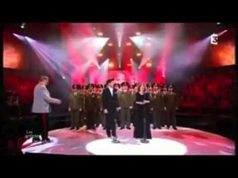 Les Choeurs de l'Armée Rouge, Vincent Niclo & Julia Migenés - Libiamo Ne...