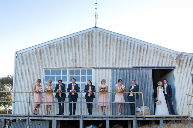 Woolshed party #rustic #farmwedding #country #fun #love