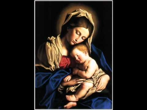 This is a link to an Ave Maria song sung by a boy's choir called Liberia. It beautifully illustrates the spiritual and physical beauty and uniqueness of Mary. I dearly admire tgis song.