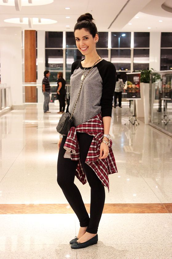 Look do dia  No Shopping  6ad09634a95