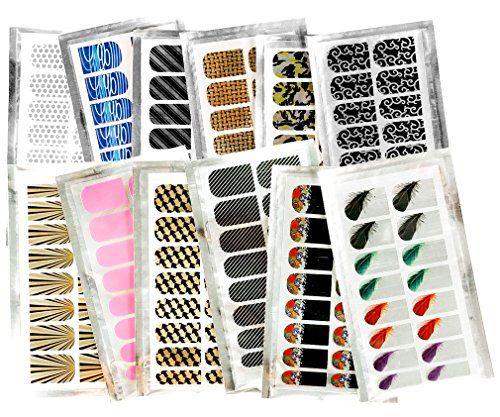 Micro Trader 12 Different Trendy Nail Wraps / Foils Set M... https://www.amazon.co.uk/dp/B00DBY8TU0/ref=cm_sw_r_pi_dp_UH5kxb6JCQQC6