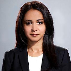 Parminder Nagra stars as CIA agent Meera Malik