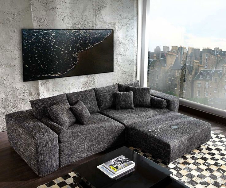 78 best ideas about big sofas on pinterest sofa couch. Black Bedroom Furniture Sets. Home Design Ideas
