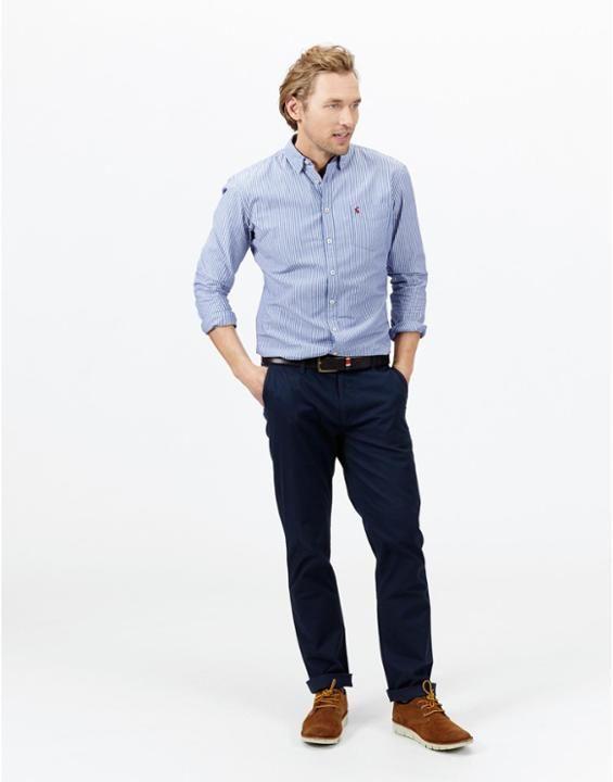 LYNDHSTPOPLPoplin Slim Fit Shirt