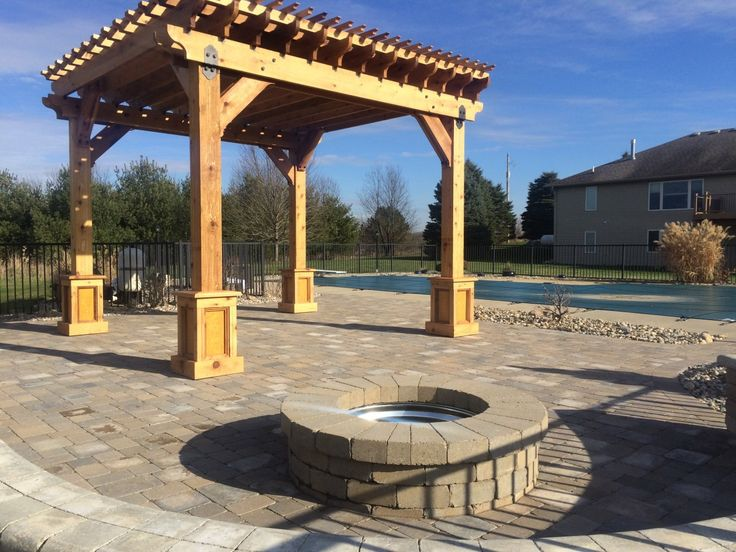 29 best images about gathering places fire pits patios for Landscaping rocks grand rapids mi