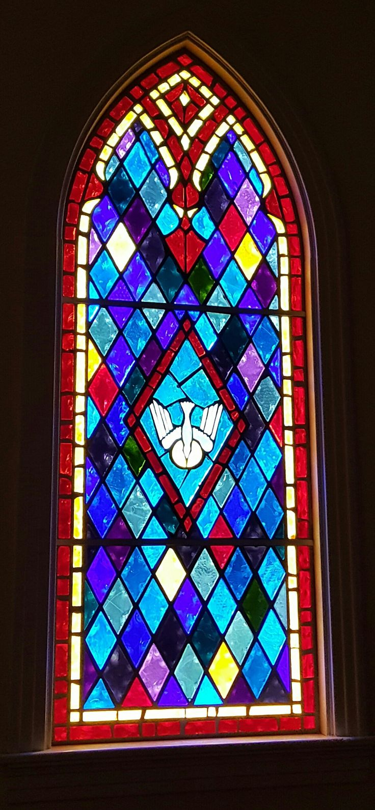 165 Best RELIGION STAINED GLASS Images On Pinterest